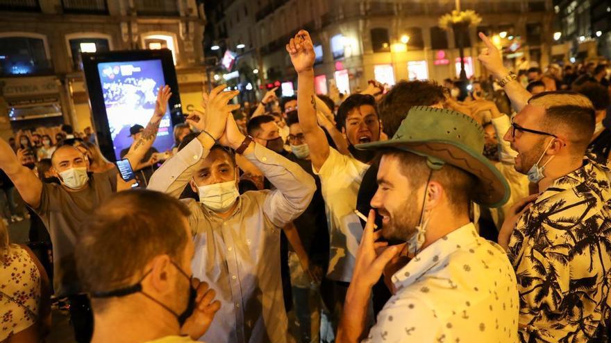El fin de la alarma desata el miedo al éxodo madrileño