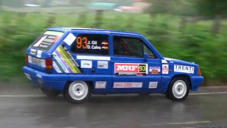 Fallecen dos pilotos en el Rallye Villa de Llanes