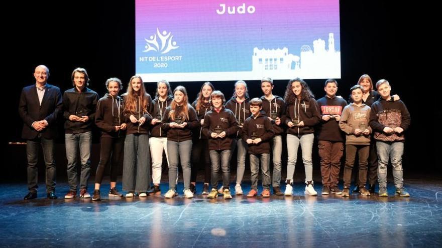 Figueres premia els èxits de 73 esportistes individualment i equips de clubs de la ciutat