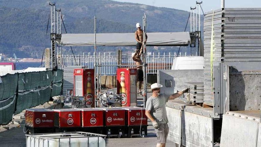 El Puerto propone revisar el convenio 'Abrir Vigo al Mar' para delimitar las competencias