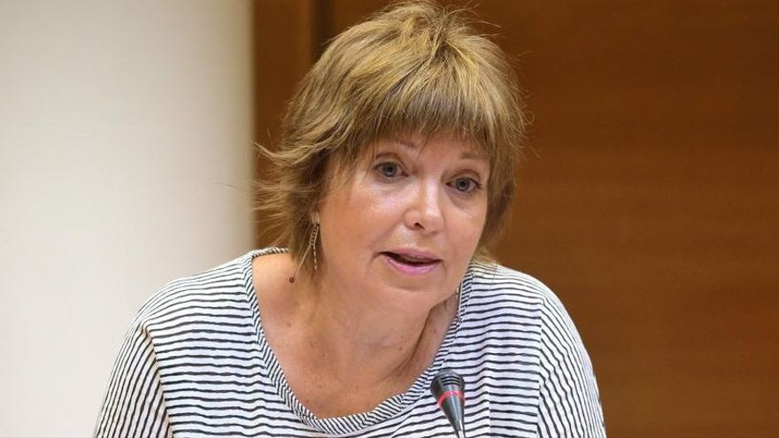 El PSPV pide que Empar Marco dé explicaciones sobre À Punt en las Corts