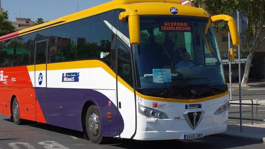 La línia de bus de Castellolí a Martorell reclama millores i més servei