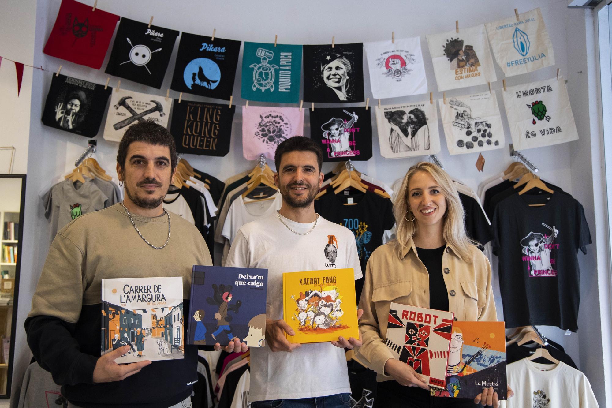 ZOO presenta una serie de libros con sus canciones ilustradas