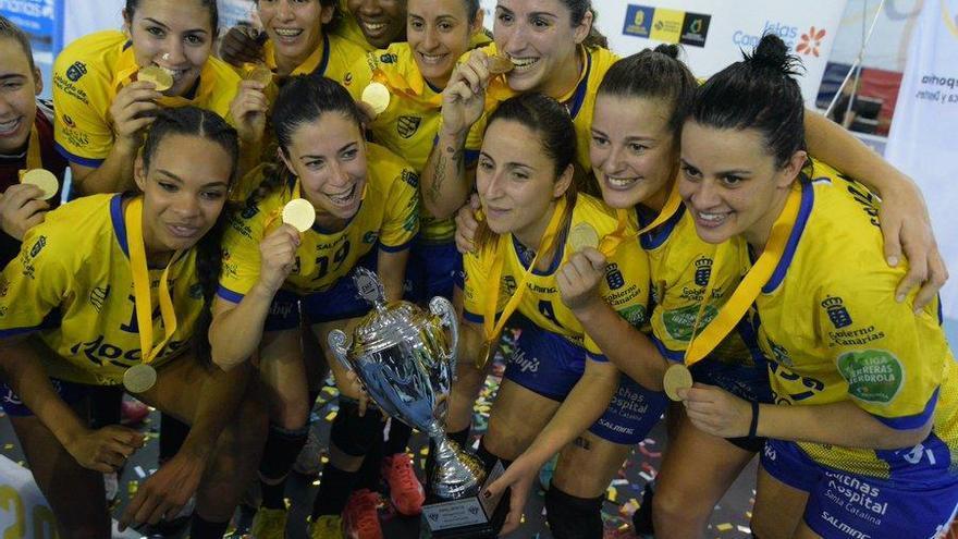 La EHF otorga al Rocasa el pase directo a tercera ronda de la Copa Europea