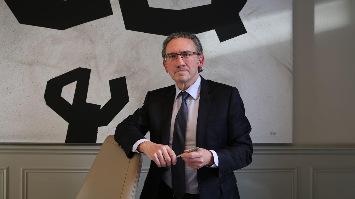 Jaume Giró, futur conseller d'Economia de la Generalitat