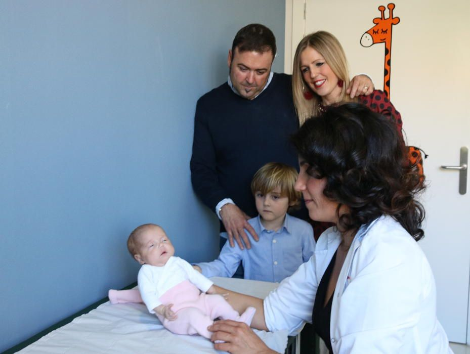 """L''Hospital Sant Joan de Déu pràctica una ablació cardíaca a la pacient """"més petita del món"""""""
