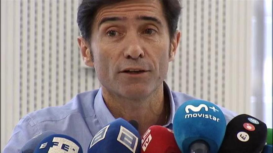 """Marcelino, al presidente del Rayo: """"No estoy loco ni soy un asesino"""""""