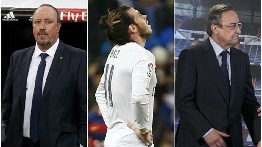 Los 8 pecados capitales del Real Madrid de Rafa Benítez