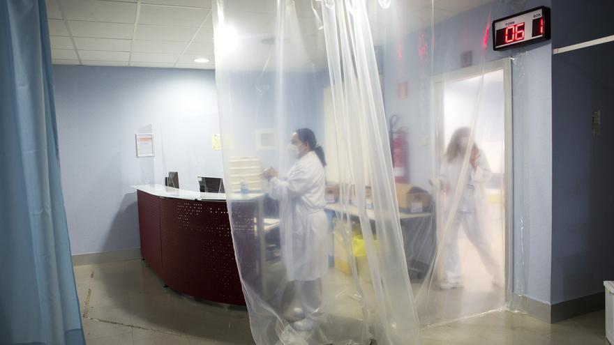 L'Hospital de Figueres registra un augment de nadons atesos per Covid-19