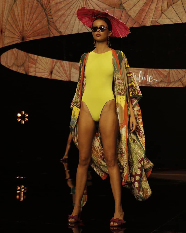 Jornada inaugural de la Semana de Moda Baño de Gran Canaria