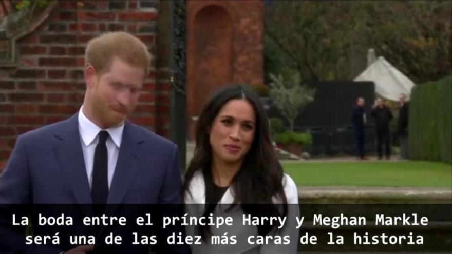 ¿Cuánto ha costado la boda real?