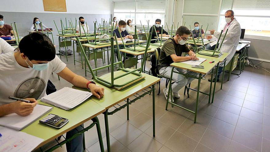 Los profesores de Zamora, contrarios a obtener ESO o Bachillerato con asignaturas suspensas