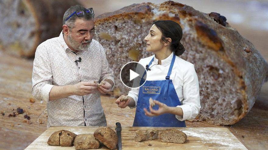 La receta de pan con nueces de Anna Bellsolà que te hará feliz