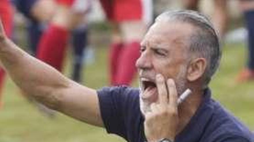 Oli presenta su dimisión como entrenador del Marino