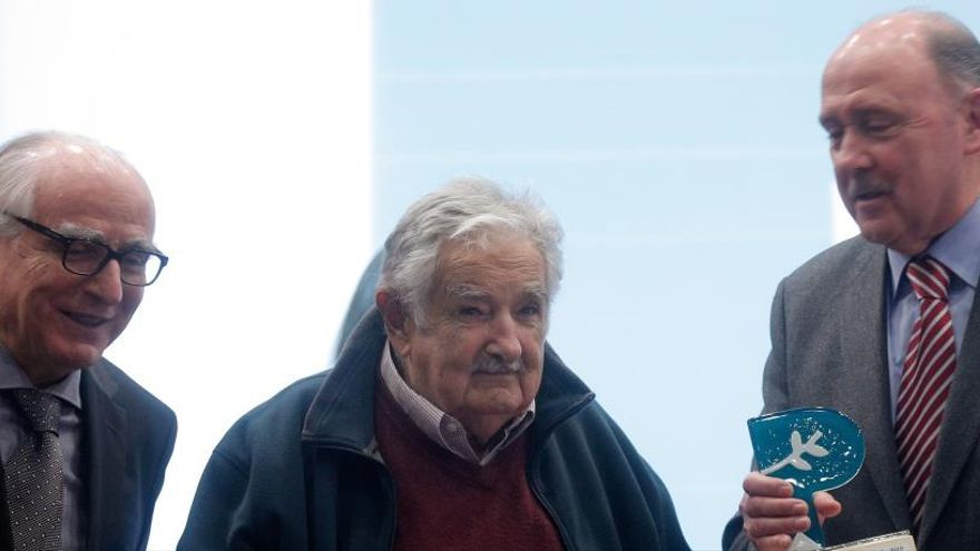 """José Mujica: """"La lucha por los Derechos Humanos no se termina nunca"""""""