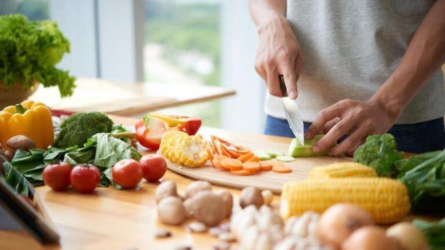 Vivir con alguien que está a dieta adelgaza
