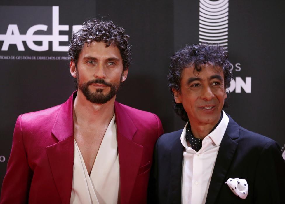 Photocall de los Premios Odeón