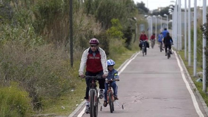Ruta por el viejo cauce del río Turia