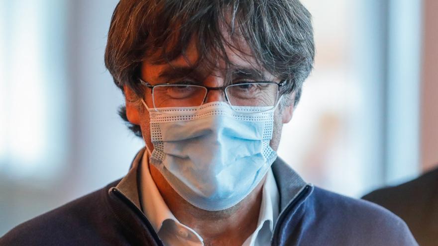 Aragonès y los socialistas blindan la mesa de diálogo pese al caso Puigdemont
