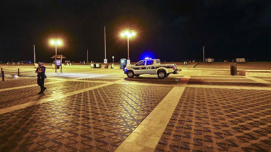 Tres mil policías se desplegarán en la noche de San Juan para evitar hogueras en las playas
