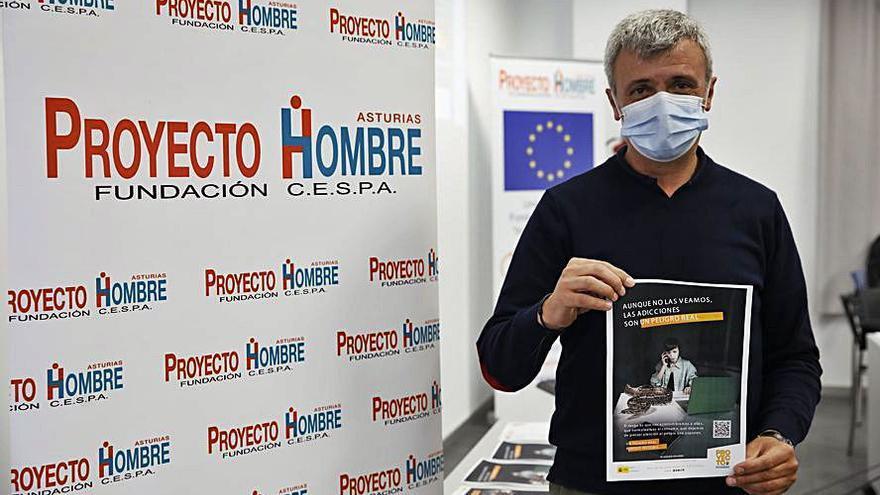 Campaña de Proyecto Hombre contra las adicciones