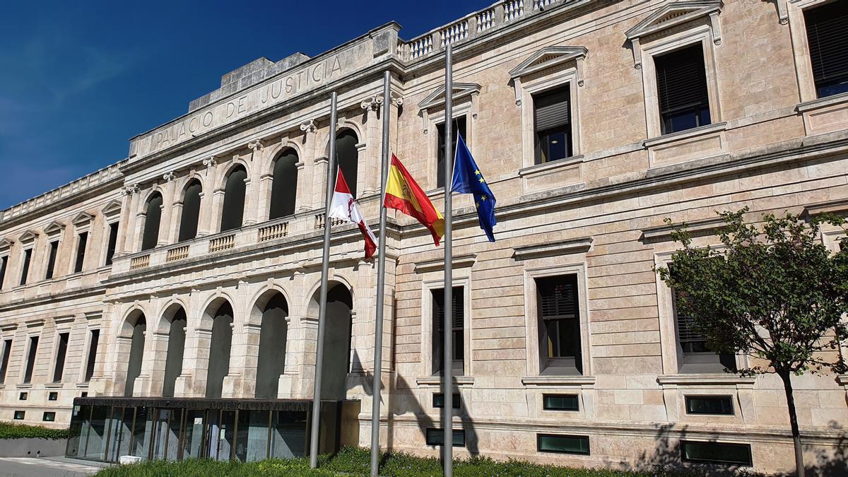 Sede del tribunal Superior de Justicia de Castilla y León.