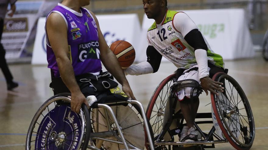 El Iberconsa Amfiv disputa con el Basketmi la Copa Galicia