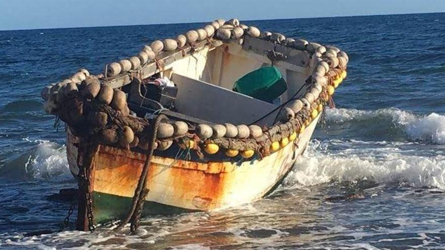 Erneut Flüchtlingsboot vor Cabrera aufgegriffen