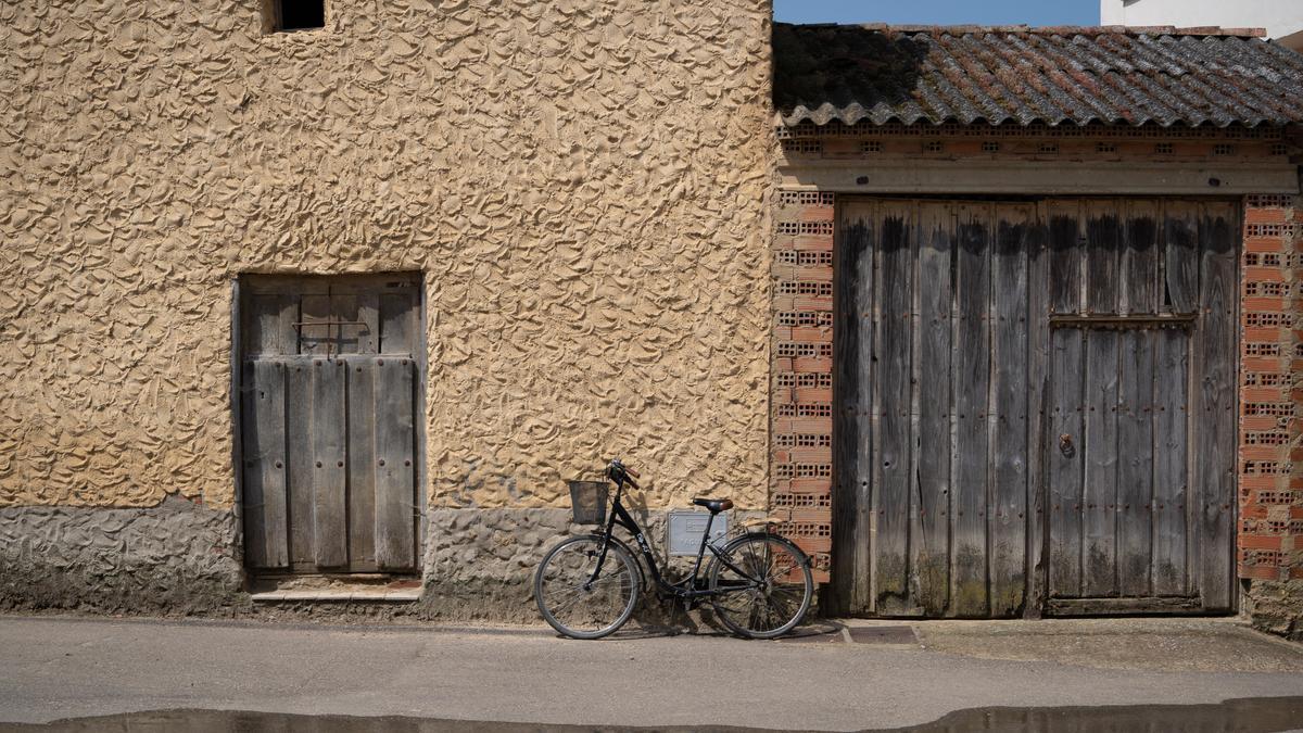 Despoblación en Zamora en una imagen de archivo.