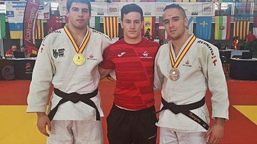 Kryzhansky (Girona-Judo), campió d'Espanya