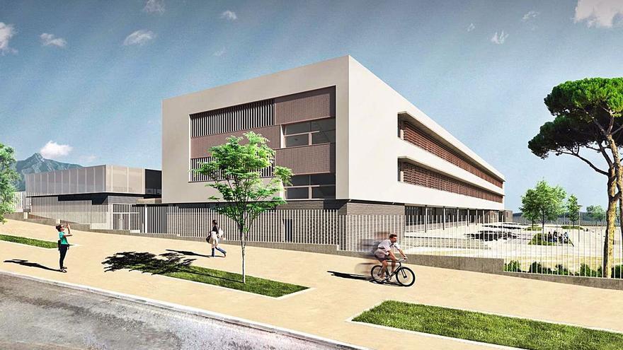 La Junta adjudica la construcción del instituto del distrito de Las Chapas