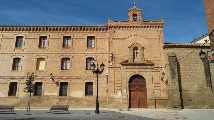 CHA traslada al Senado el proyecto de demolición de una parte del edificio del antiguo Seminario de Huesca