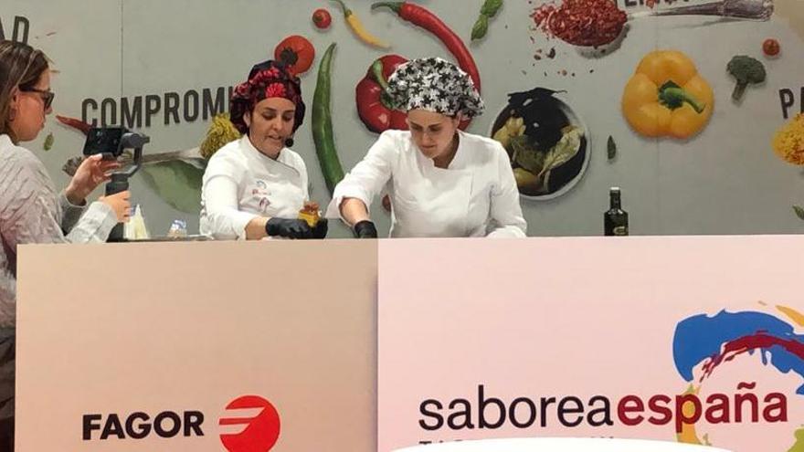 El consorcio turístico participa en el congreso de gastronomía 'Madrid Fusión'