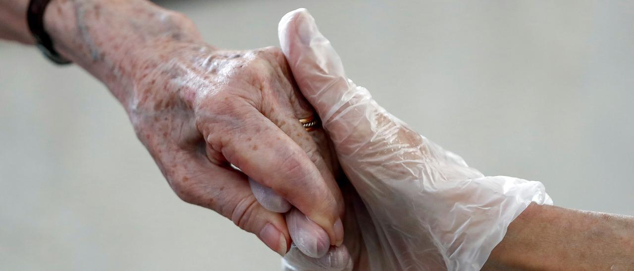Maltrato en ancianos.