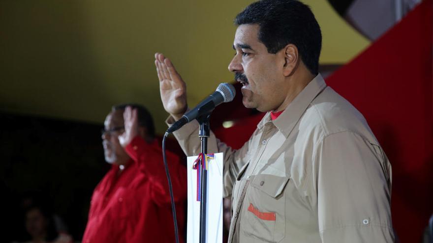 """Venezuela abandona la OEA """"por su intervencionismo"""""""