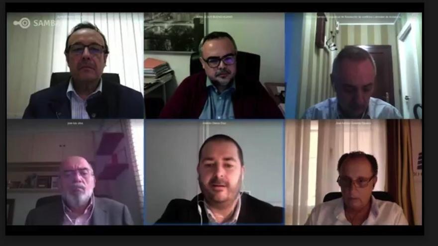 El Sercla celebra su primera mediación de forma online