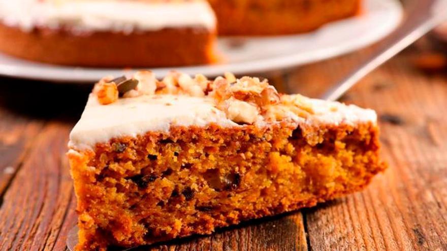 Cómo preparar en tres minutos la deliciosa tarta de zanahoria al microondas