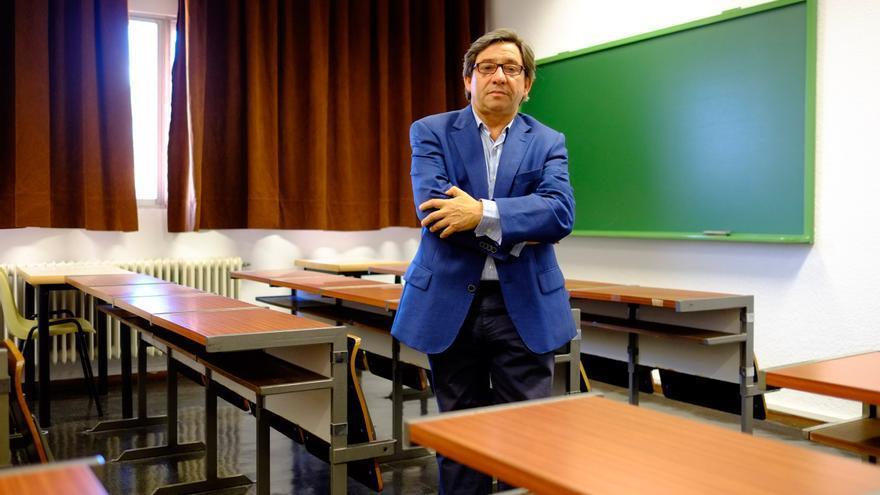 Juan Andrés Blanco deja la dirección de la UNED de Zamora por jubilación