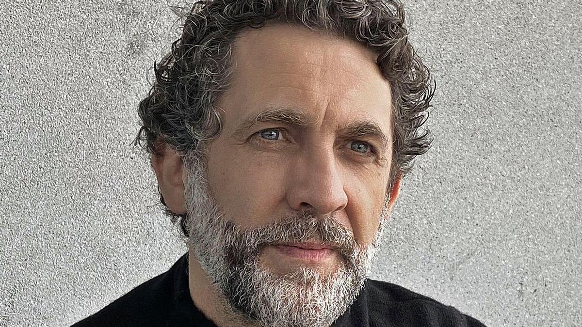 El diseñador valenciano Ibán Ramón.