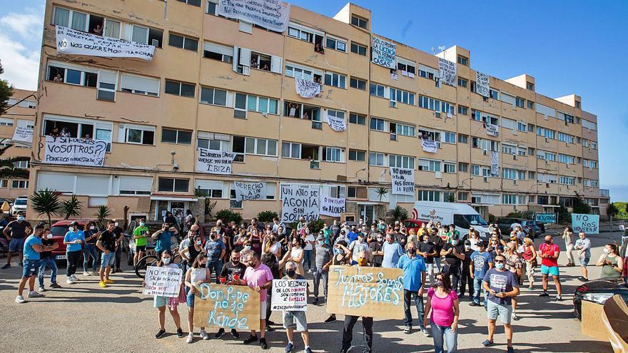 Los propietarios del Don Pepe no se irán de sus casas sin orden judicial