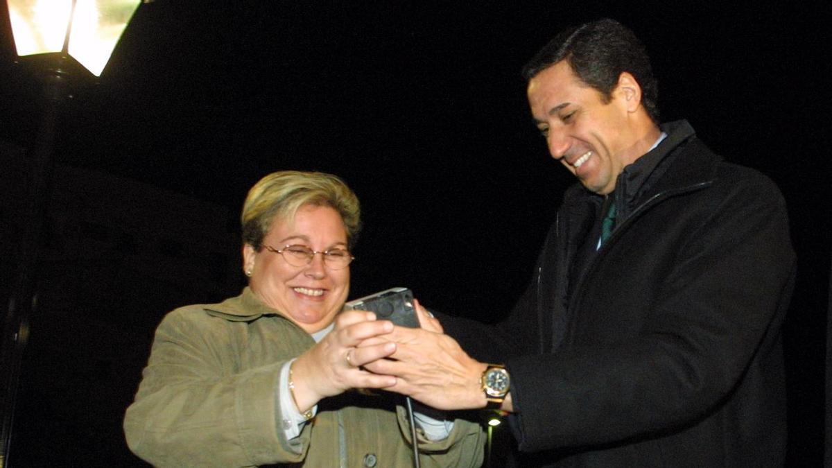 La ex alcaldesa de Xixona, Rosa Verdú Ramos.