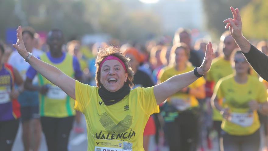 Desaparece el límite de inscritos en Maratón y Medio Maratón