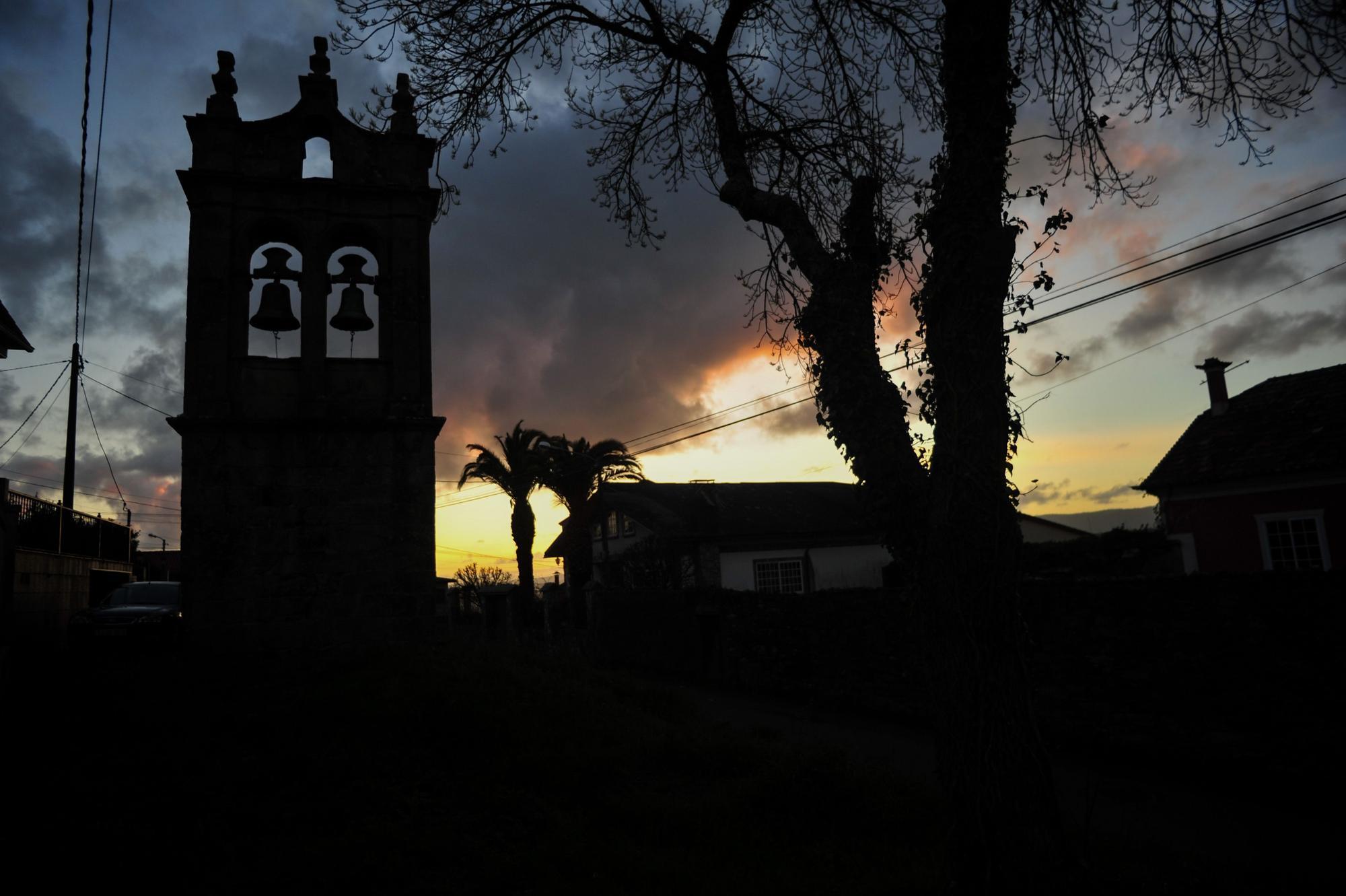 Peregrinaje por el patrimonio religioso de O Salnés