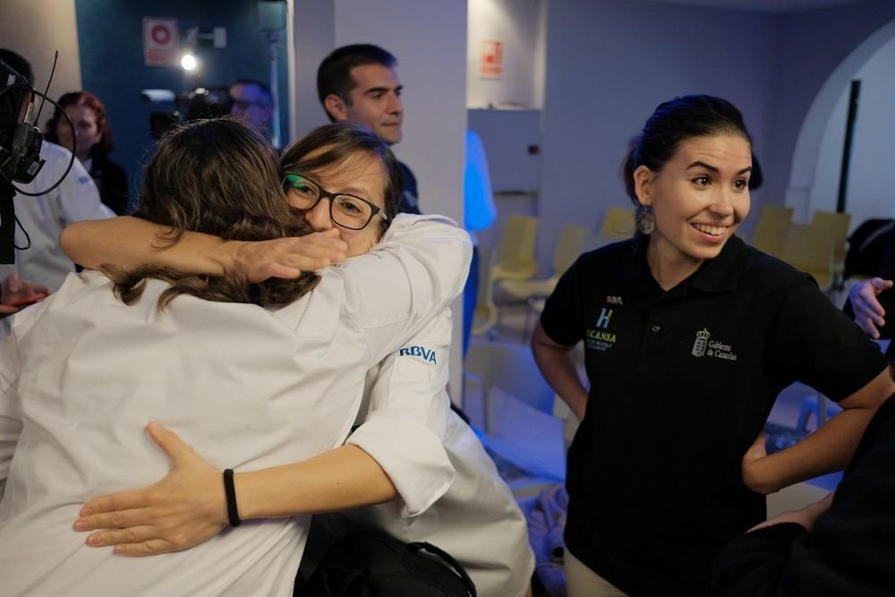 Tres estudiantes canarios se formarán en el Celler de Can Roca