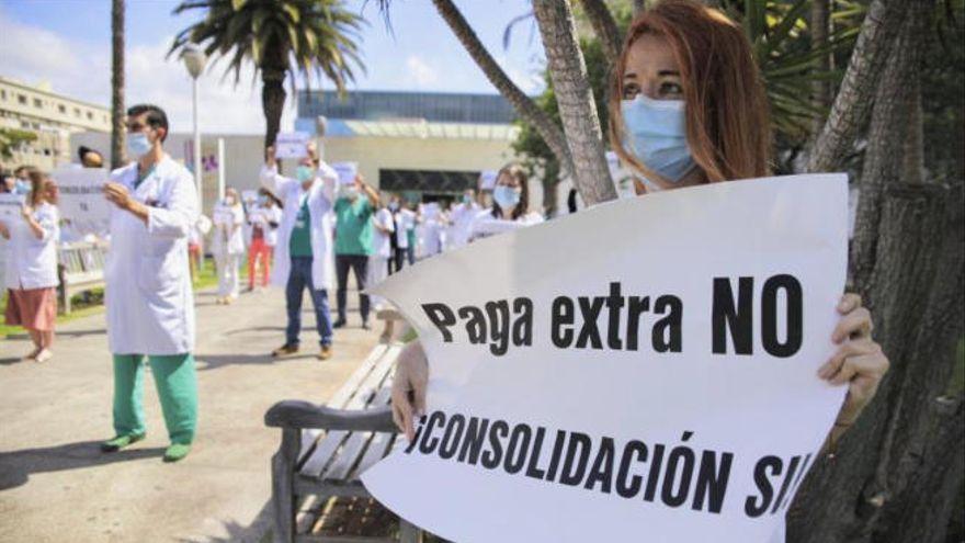 Canarias aprueba de la oferta de empleo público de 1.232 plazas sanitarias
