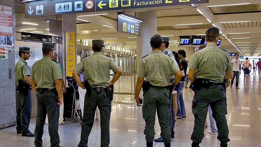 Día de furia en el aeropuerto de Palma