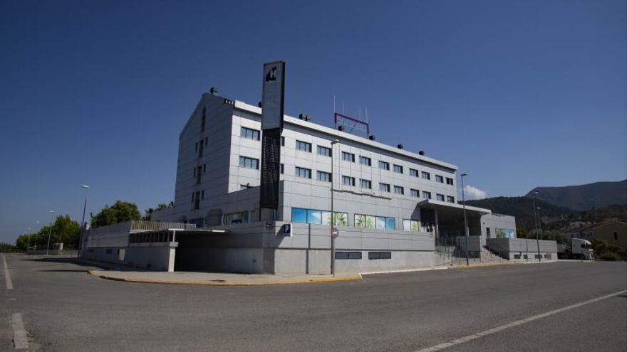 PSPV y PP bloquean el centro de salud mental en el antiguo prostíbulo de Favara