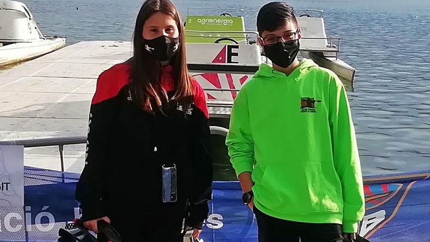 Las zamoranas firman marcas discretas en la jornada final en Banyoles