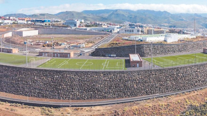 Los vecinos piden la apertura de la 'ciudad' de Montaña Pacho