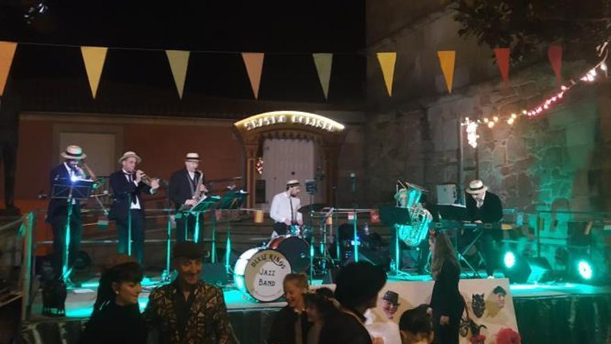 El jazz se hace dueño de Iznájar